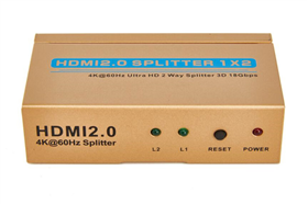 HDMI 2.0 1X2 Splitter