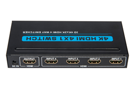 HDMI 1.4 4X1 Switcher