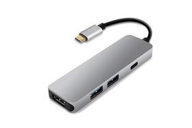 Type-C TO HDMI +USB 3.0*2+PD 4 in 1